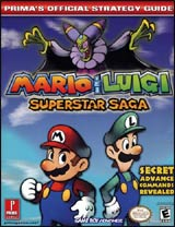 Mario & Luigi Superstar Saga Official Strategy Guide