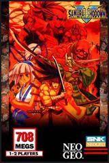 Samurai Shodown V Neo Geo AES