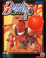 Dunk Dream Neo Geo AES