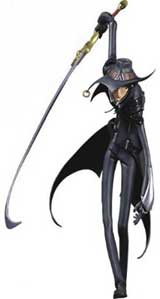 Gun x Sword: Van 1/8 Scale PVC Figure
