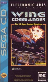 Wing Commander Sega CD