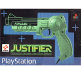 PlayStation Justifier Light Gun