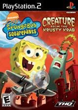 SpongeBob Creature From the Krusty Krab