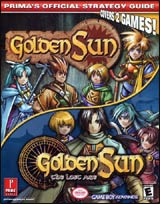 Golden Sun, Golden Sun The Lost Age Official Strategy Guide