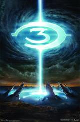 Halo 3 Logo Poster