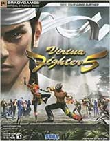 Virtua Fighter 5 Official Strategy Guide