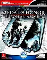Medal of Honor: European Assault Official Strategy Guide Book