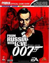 Bond 007: From Russia With Love Official Strategy Guide Book