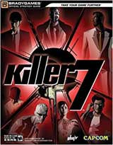 Killer 7 Official Strategy Guide Book