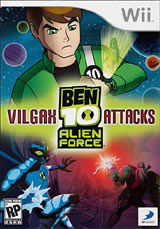 Ben 10: Alien Force Vilgax Attacks