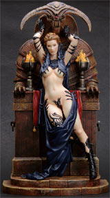Fantasy Figure Gallery: The Sacrifice Statue