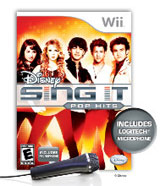Sing It: Pop Hits with Microphone Bundle