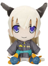 Strike Witches Eila Ilmatar Juutilanien Plush