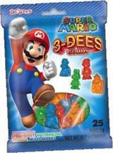 Super Mario 3-DEES Gummy