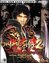 Onimusha 2: Samurai's Destiny Official Strategy Guide