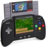 Retro Duo Portable NES/SNES System V2.0 Black