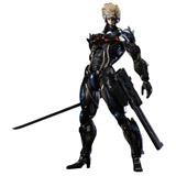 Metal Gear Rising: Revengeance Play Arts Kai Raiden Action Figure