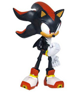 Sonic the Hedgehog 20th Anniversary Shadow Super Poser Action Figure