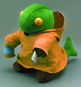 Final Fantasy Series Tonberry 10 Inch Plush