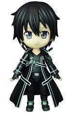 Sword Art Online Kirito Nanorich VC Figure