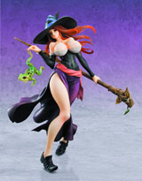 Dragon's Crown Sorceress Ex Model 9