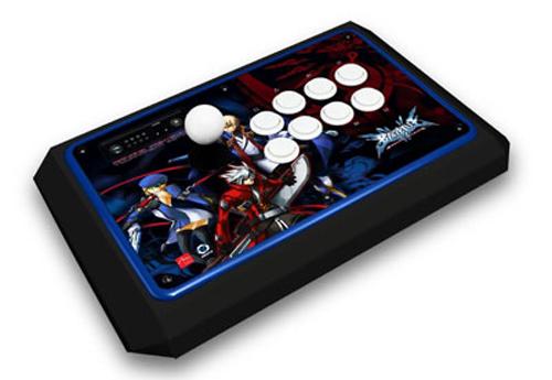 PS3 BlazBlue Continuum Shift Fightstick Tournament Edition Black