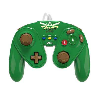 Wii U Fight Pad (Link)