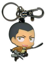 Attack on Titan: SD Conny PVC Keychain