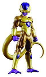 Dragon Ball: Dimension of Dragonball Z Golden Freeza PVC Figure