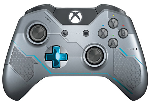 Xbox One Halo 5 Guardians Limited Edition Wireless Controller