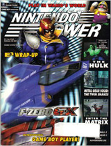 Nintendo Power Volume 170 F-Zero GX