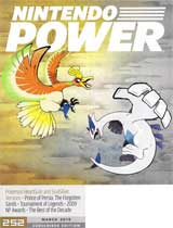 Nintendo Power Volume 252 Pokemon HeartGold and SoulSilver