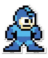 Mega Man 10 Standing Sticker