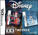 Frozen and Big Hero 6: Disney 2-Pack