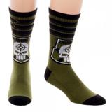 Suicide Squad Taskforce X Crew Socks