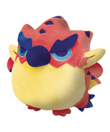 Monster Hunter Liolaeus Soft and Springy Plush
