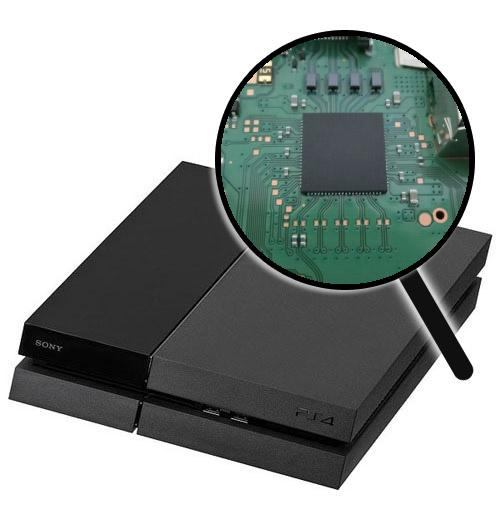 PlayStation 4 Repairs: PS4 HDMI Encoder Repair