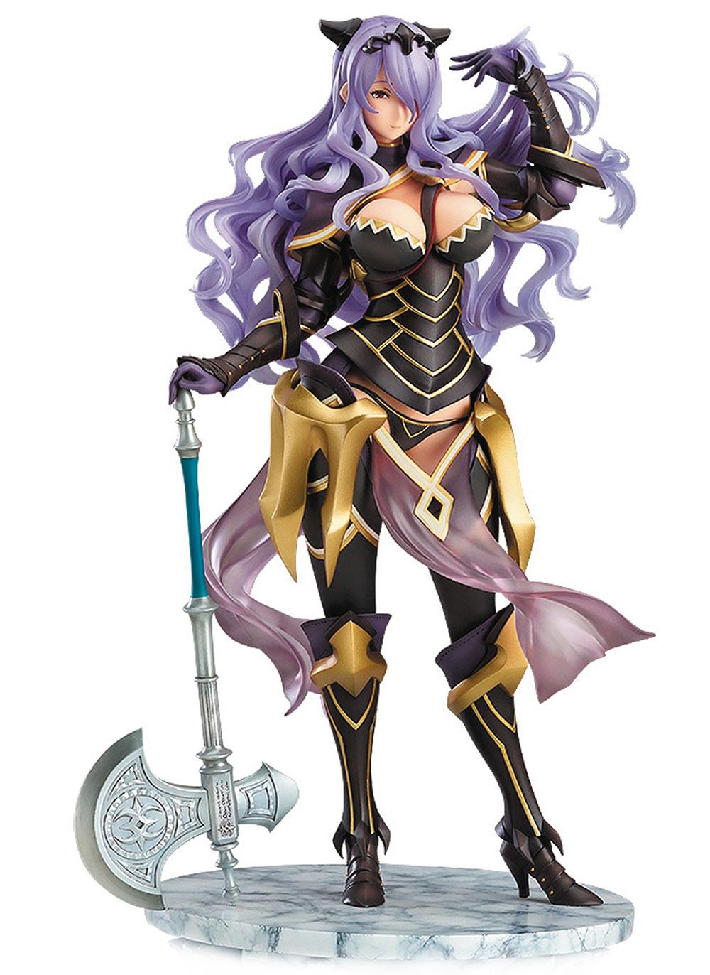 Fire Emblem Fates Camilla 1/7 PVC Figure