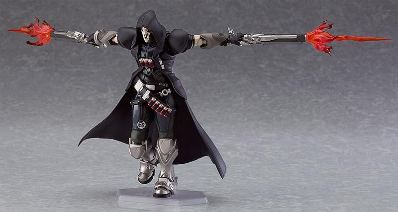 Overwatch: Reaper Figma