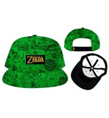 Legend of Zelda Map Snapback