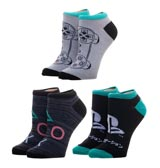 Sony Playstation Ankle Socks 3 Pack
