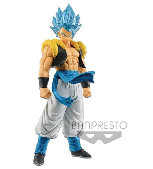 Dragon Ball Super The Movie: Grandista Resolution of Soldiers Gogeta Figure