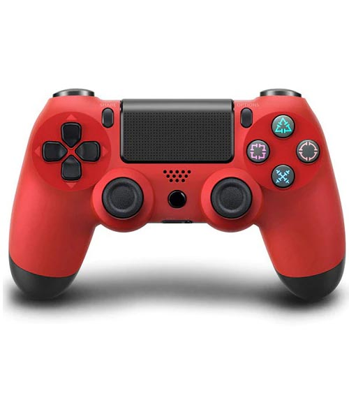 PlayStation 4 Controller Red