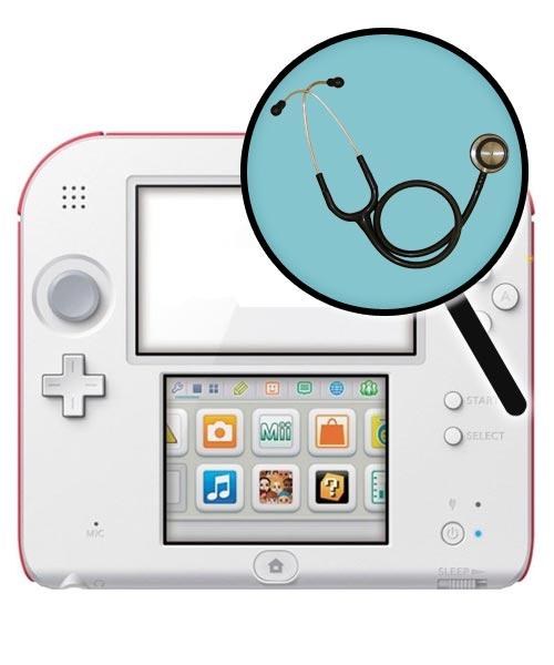 Nintendo 2DS Repairs: Free Diagnostic Service