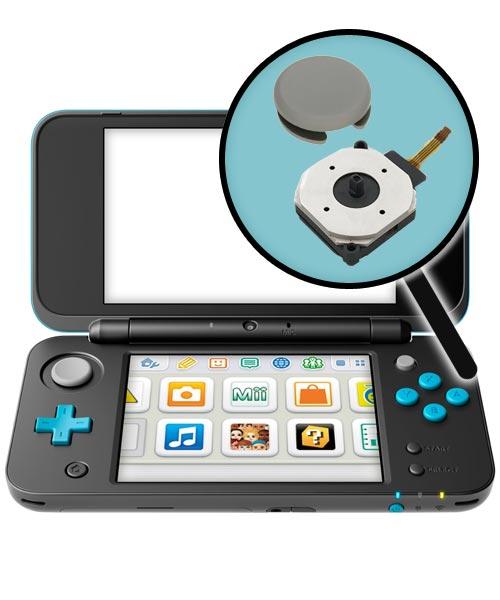 Nintendo New 2DS XL Repairs: Analog Stick & Circle Pad Replacement Service