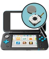 Nintendo New 2DS XL Repairs: Analog Stick & Circle Pad Replacement Service