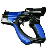 PlayStation 2 / PlayStation Pulse Cannon Light Blaster by Pelican