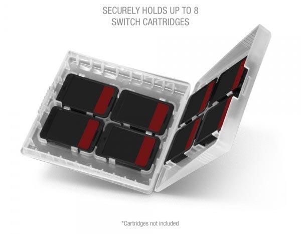 Nintendo Switch 8 in 1 Retro Cartridge Case additional image