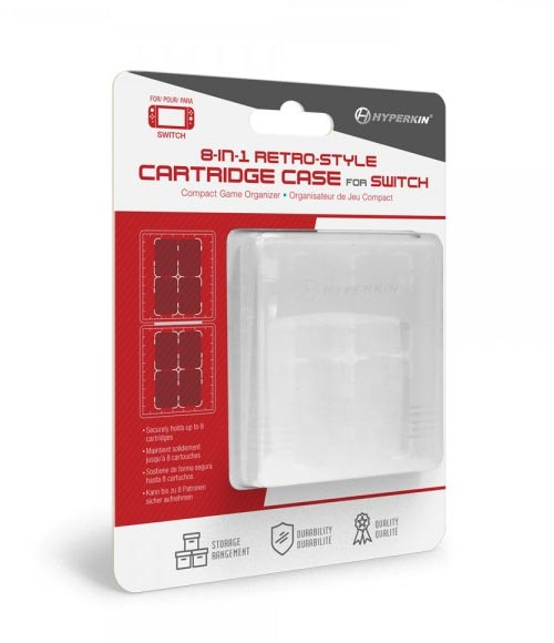 Nintendo Switch 8-in-1 Retro Cartridge Case