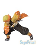 Demon Slayer: Zenitsu Agastuma SPM Prize PVC Figure